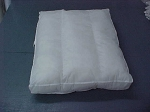 Small Dog Bed Pillow Insert 24 x 20 x 4